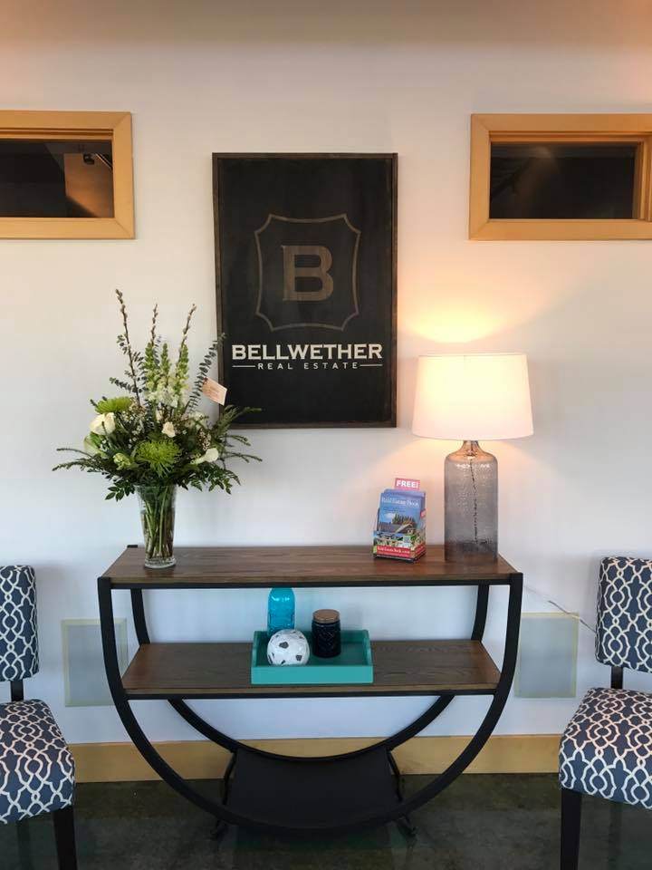 Bellwether Office Sign