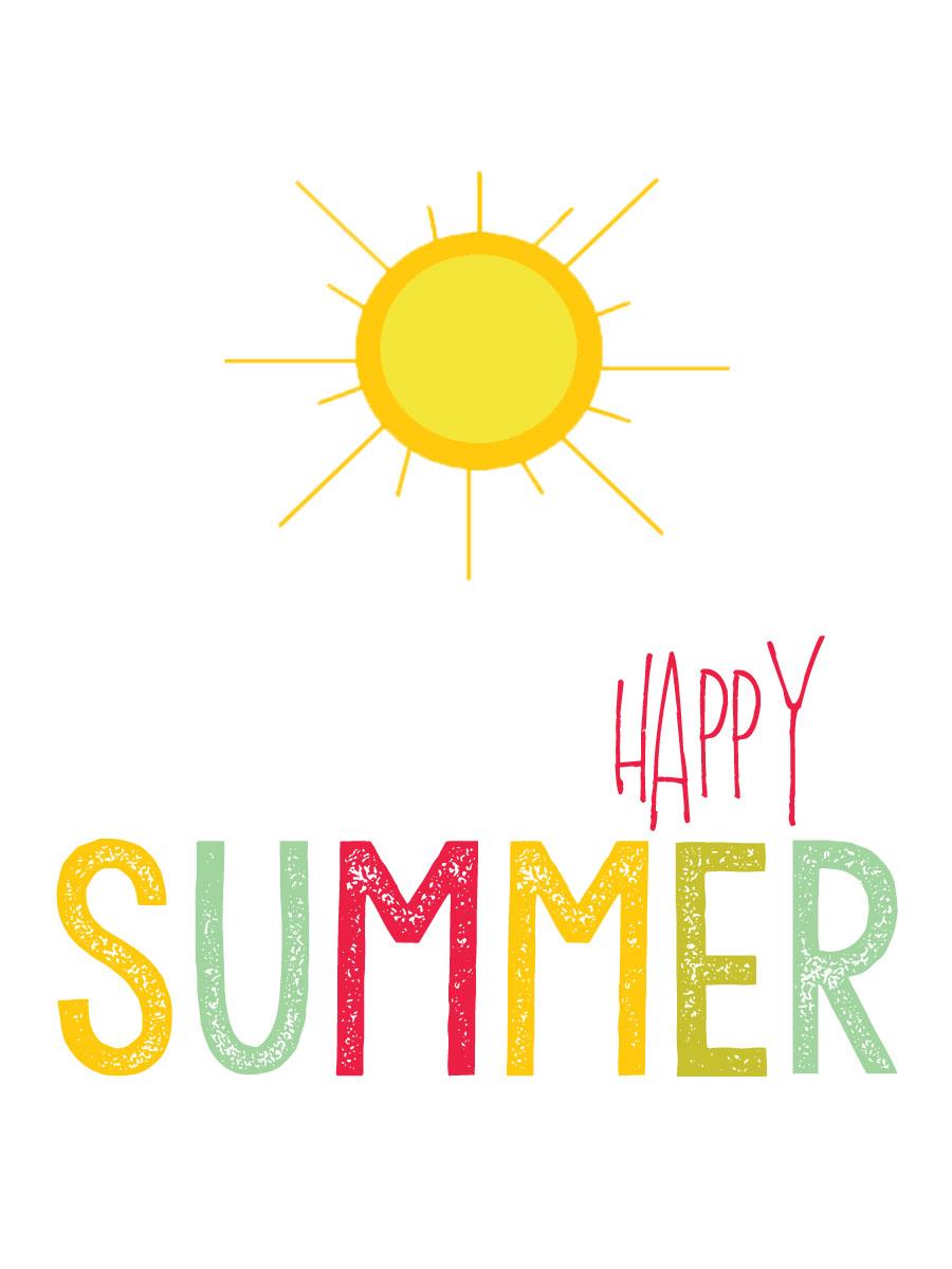 Happy Summer! - Danielle Groeneweg